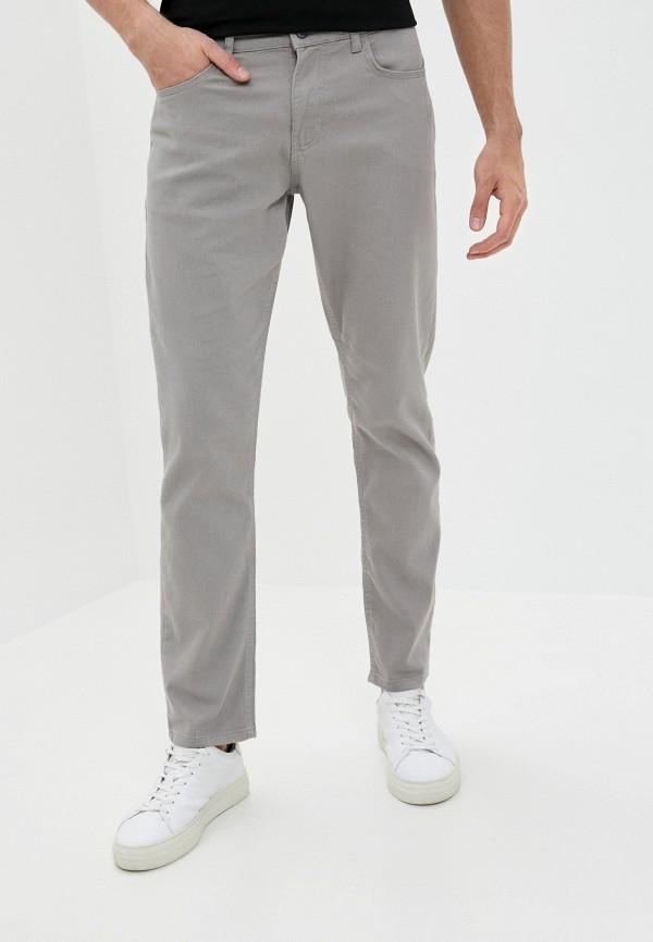 мужские прямые джинсы colin's, серые