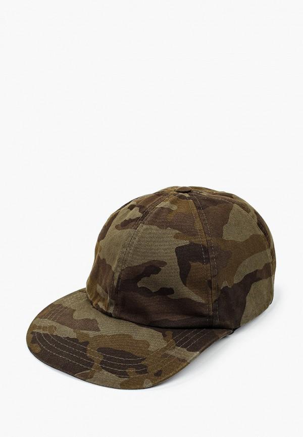 мужская кепка colin's, хаки