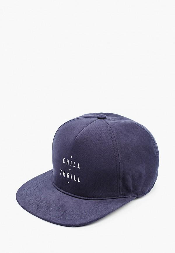 мужская кепка colin's, синяя