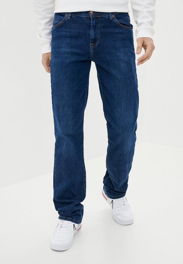 мужские прямые джинсы dairos, синие
