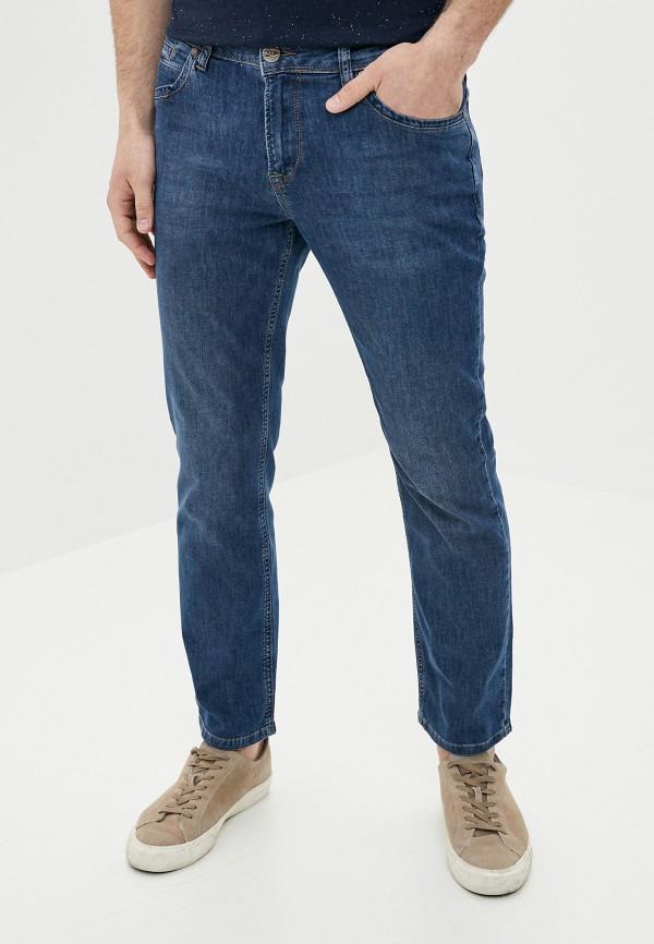 мужские зауженные джинсы dairos, синие