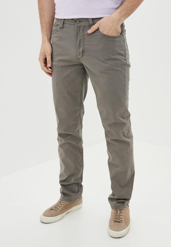 мужские прямые джинсы dairos, серые