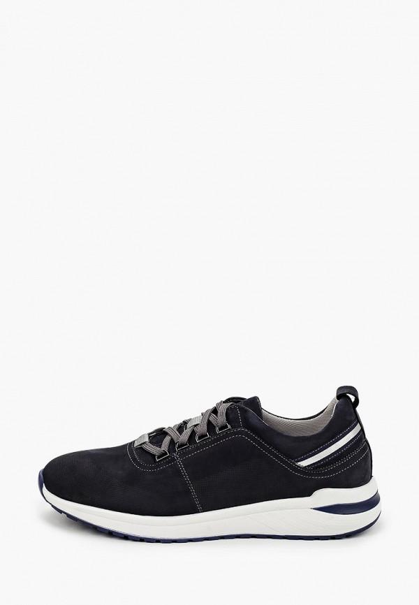 мужские низкие кроссовки quattrocomforto, синие