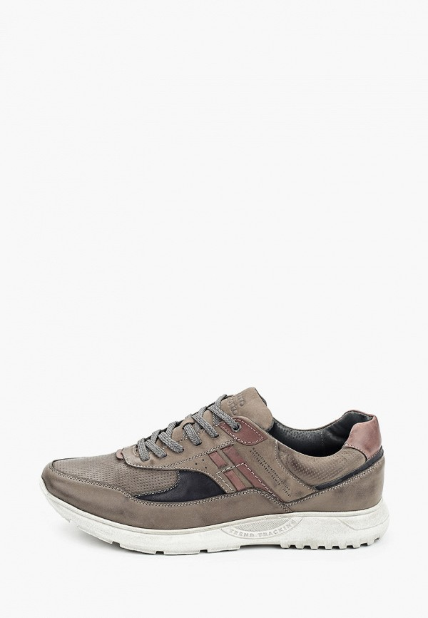 мужские кроссовки quattrocomforto, серые