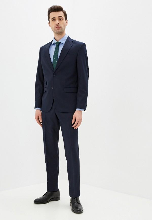мужской классические костюм absolutex, синий