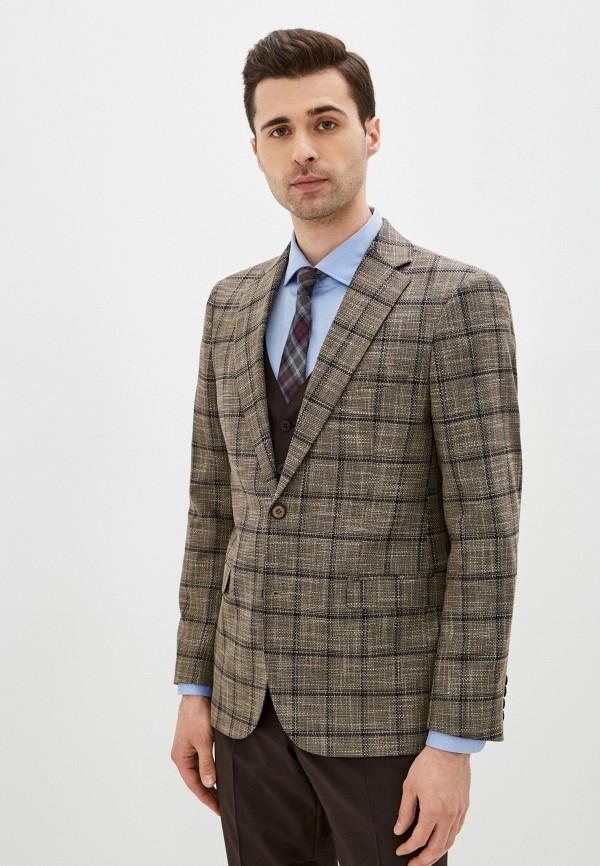 мужской пиджак laconi, бежевый