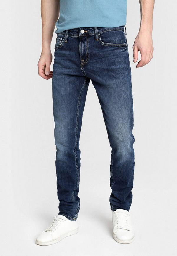 мужские зауженные джинсы o'stin, синие