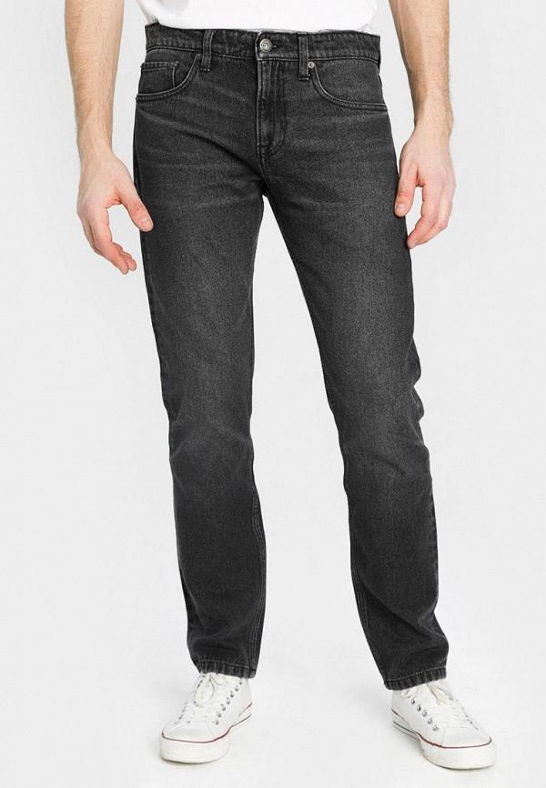 мужские зауженные джинсы o'stin, серые