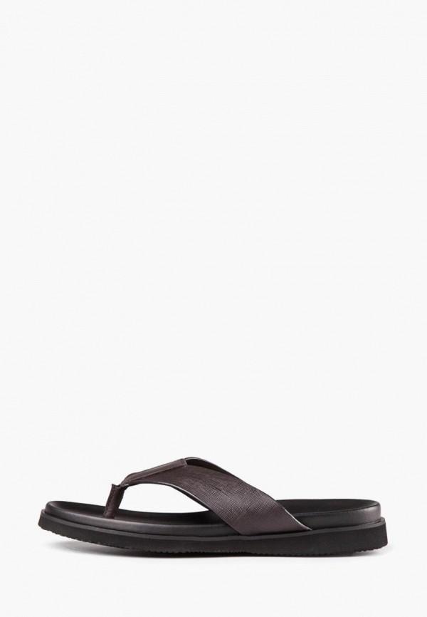 мужские сандалии baldi, коричневые