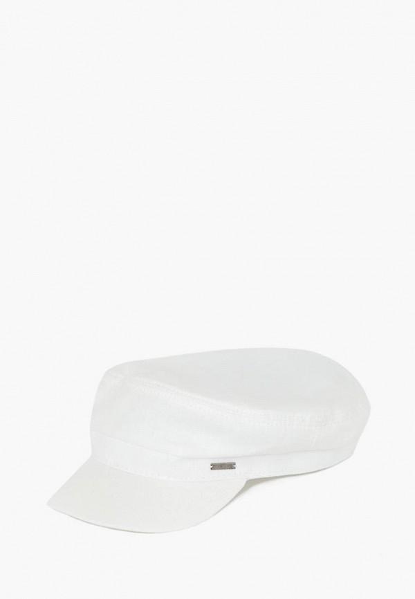 мужская кепка finn flare, белая