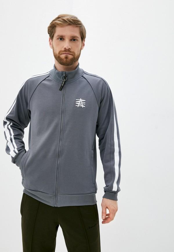 Олимпийка Zasport цвет серый