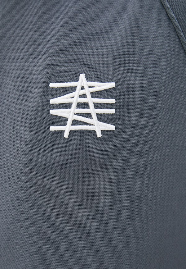 Олимпийка Zasport цвет серый  Фото 4