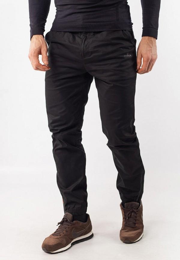 мужские спортивные брюки avecs, черные
