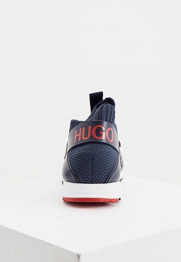 Кроссовки Hugo цвет синий  Фото 3