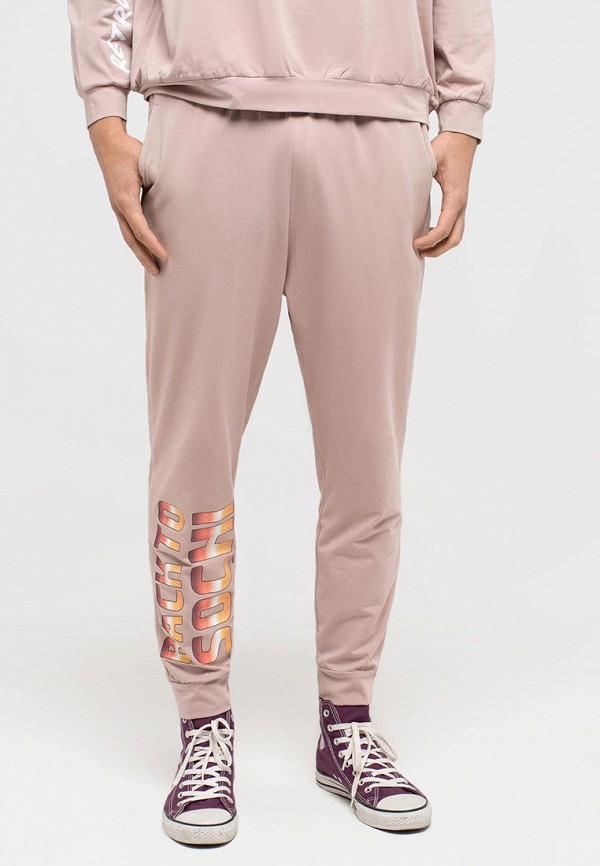 мужские спортивные брюки dnk, бежевые