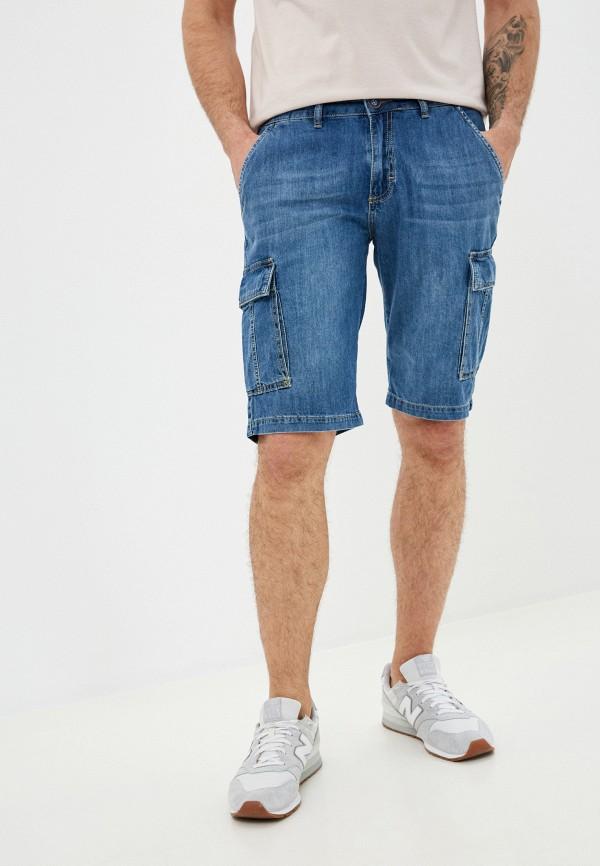 мужские джинсовые шорты u.s. polo assn, синие