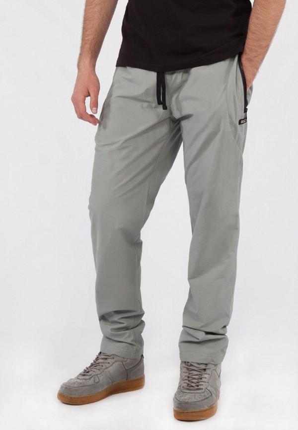 мужские спортивные брюки bodro design, серые