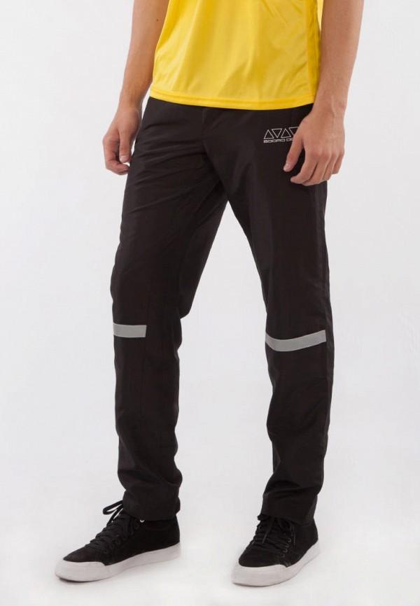 мужские спортивные брюки bodro design, черные