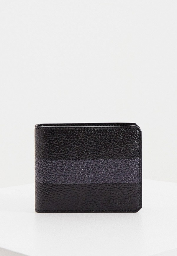 мужской кошелёк furla, черный