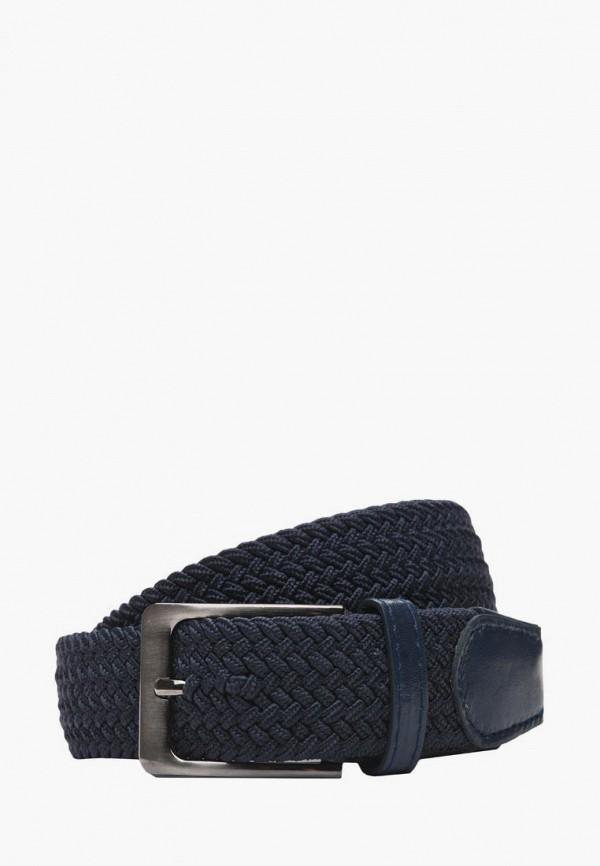мужской ремень bag republic, синий