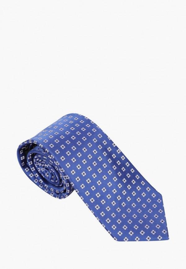 Галстук Kanzler синего цвета