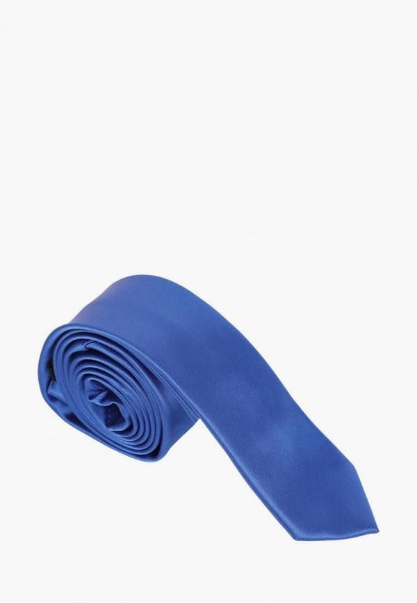 Галстук Kanzler голубого цвета