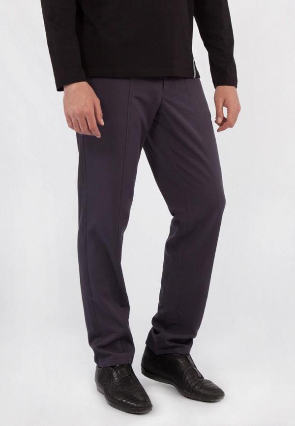 мужские повседневные брюки bodro design, серые