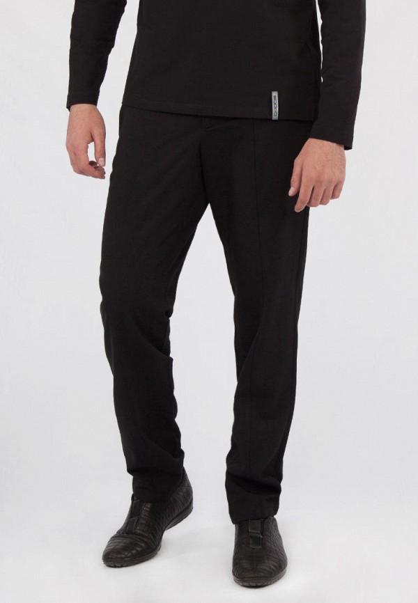 мужские повседневные брюки bodro design, черные