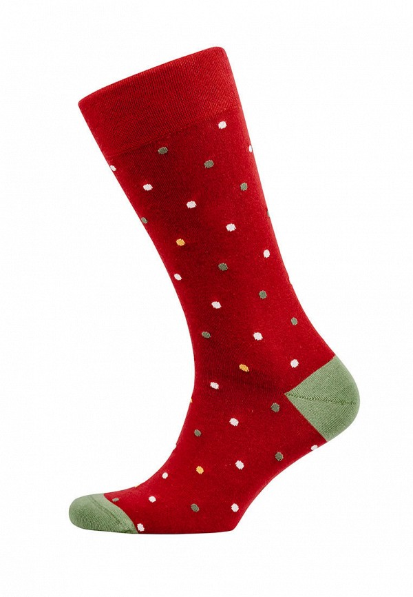 мужские носки marrey, бордовые