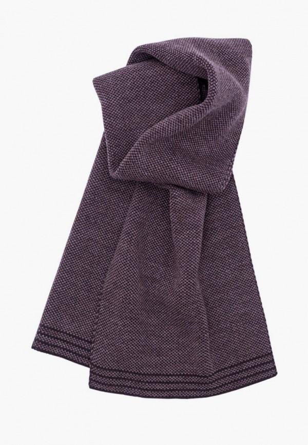 мужской шарф fomas, коричневый