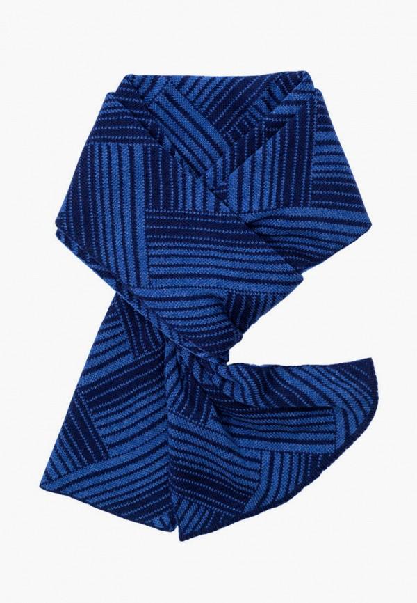 мужской шарф fomas, синий
