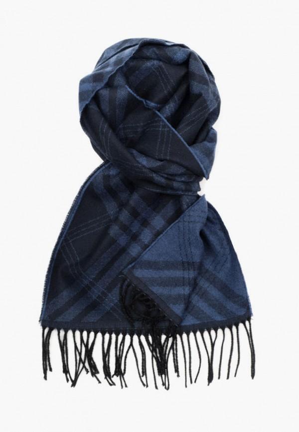 мужской шарф oxtandfort, синий