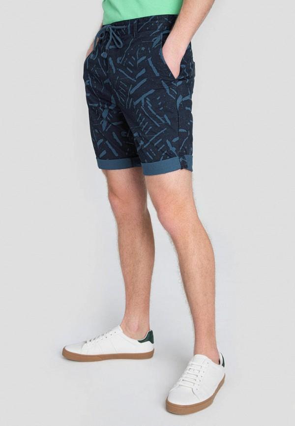 мужские повседневные шорты o'stin, синие