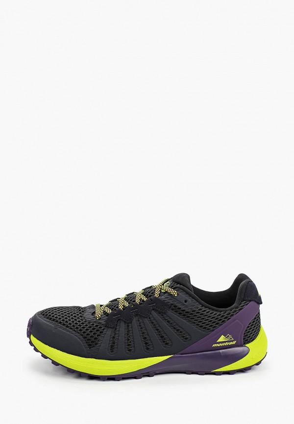 мужские низкие кроссовки columbia, черные