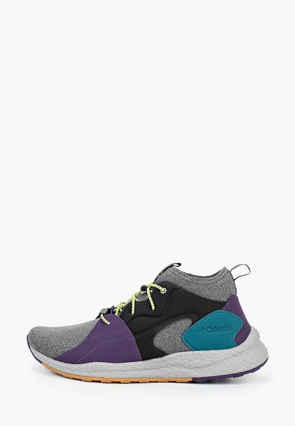 мужские низкие кроссовки columbia, разноцветные