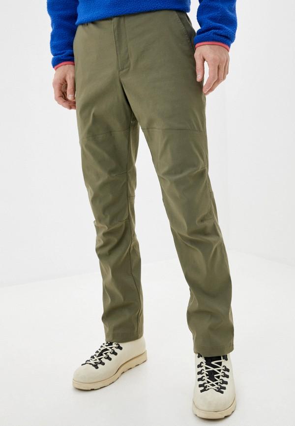 мужские утепленные брюки columbia, хаки
