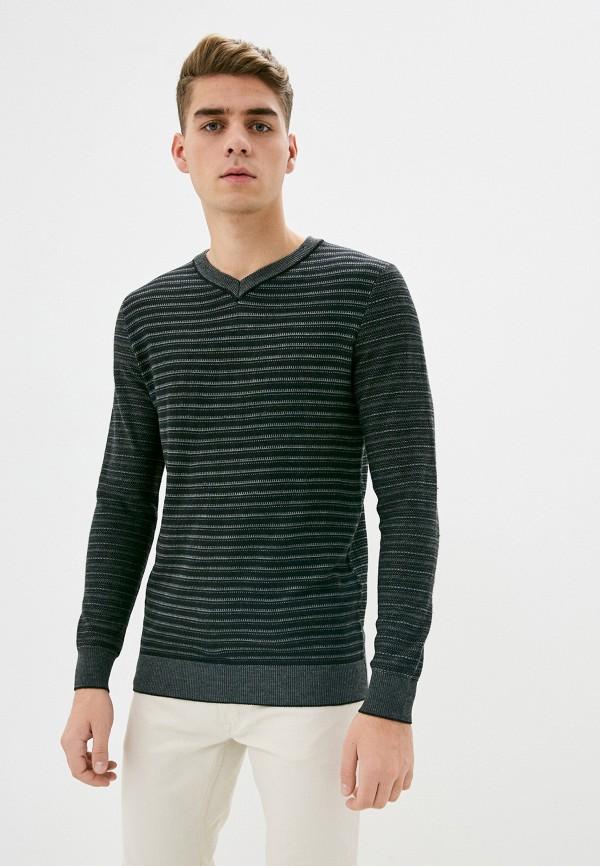 мужской пуловер baon, черный