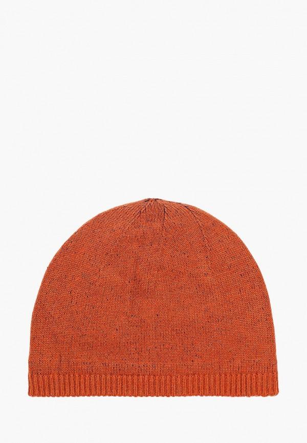 Шапка Henderson оранжевого цвета