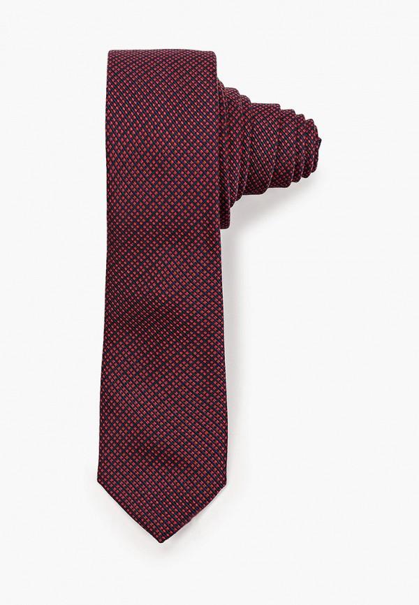мужские галстуки и бабочки henderson, бордовые