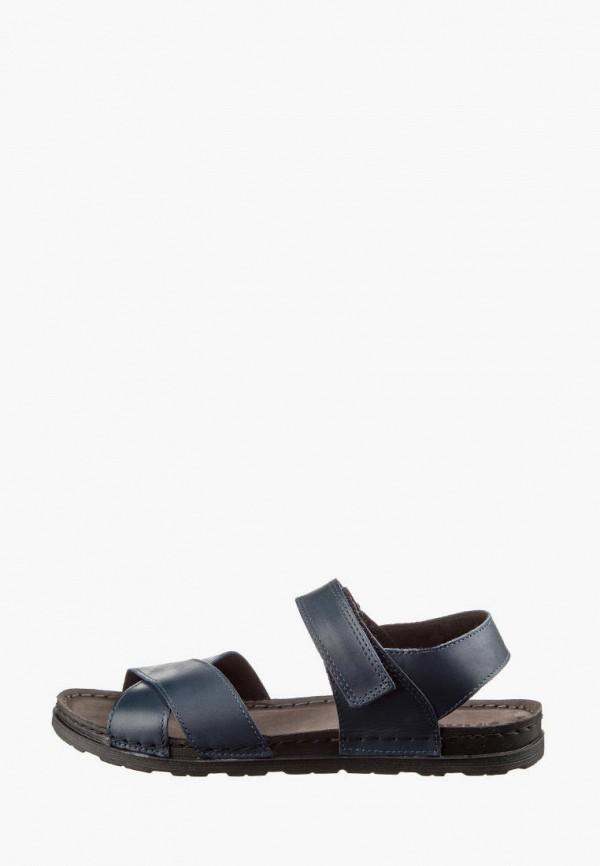мужские сандалии inblu, синие