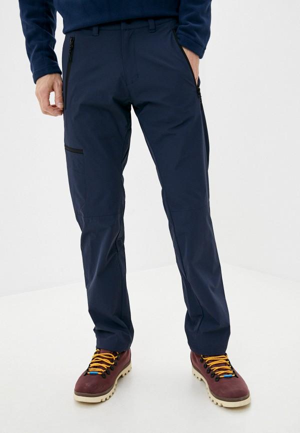 мужские утепленные брюки outventure, синие