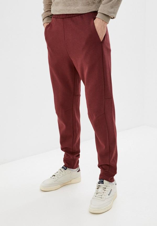 мужские спортивные брюки mark formelle, бордовые