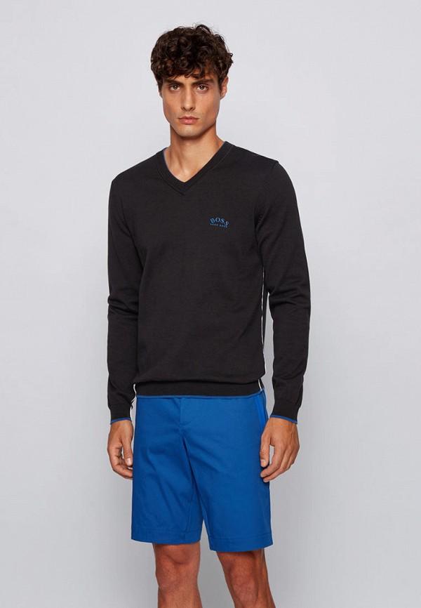 Пуловер Boss черного цвета