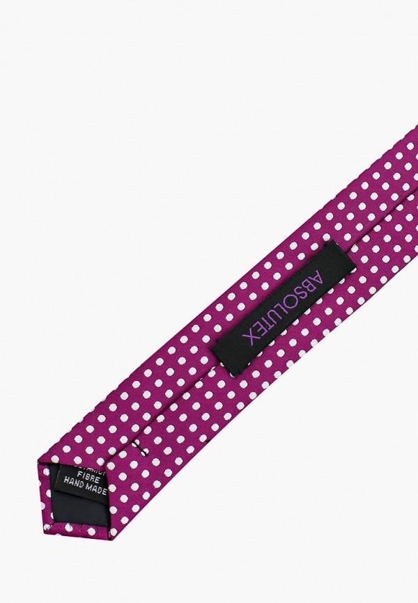 Галстук Absolutex фиолетовый  MP002XM253B6