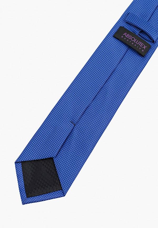 Галстук Absolutex синий  MP002XM253B7