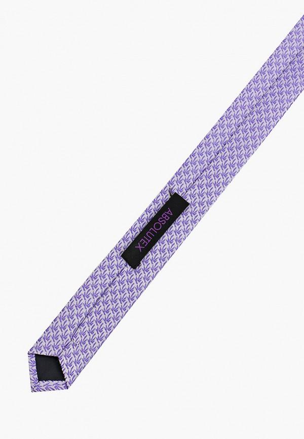 Галстук Absolutex фиолетовый  MP002XM253B9