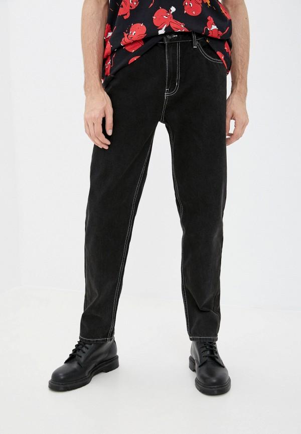 мужские прямые джинсы befree