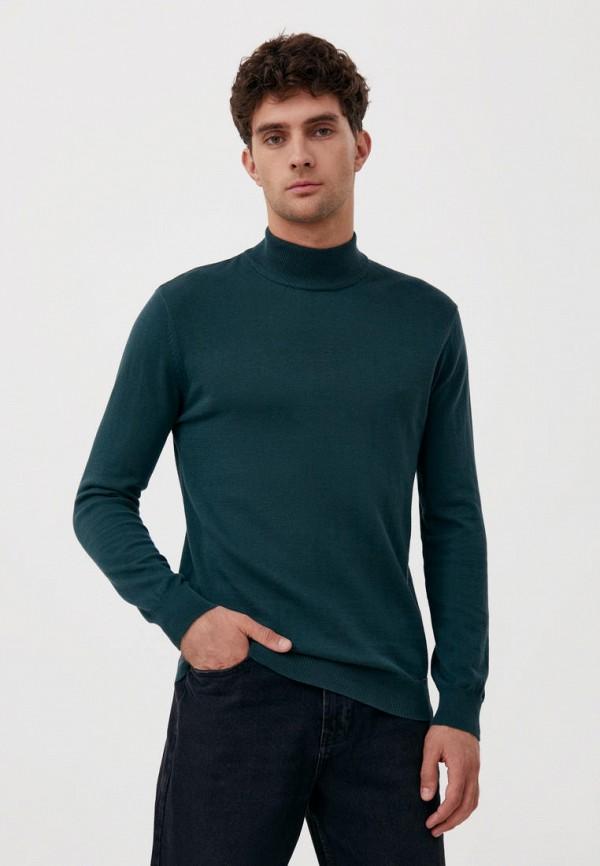 Водолазка Finn Flare зеленого цвета