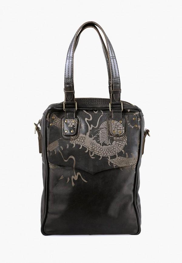 мужская сумка deadhorse, черная