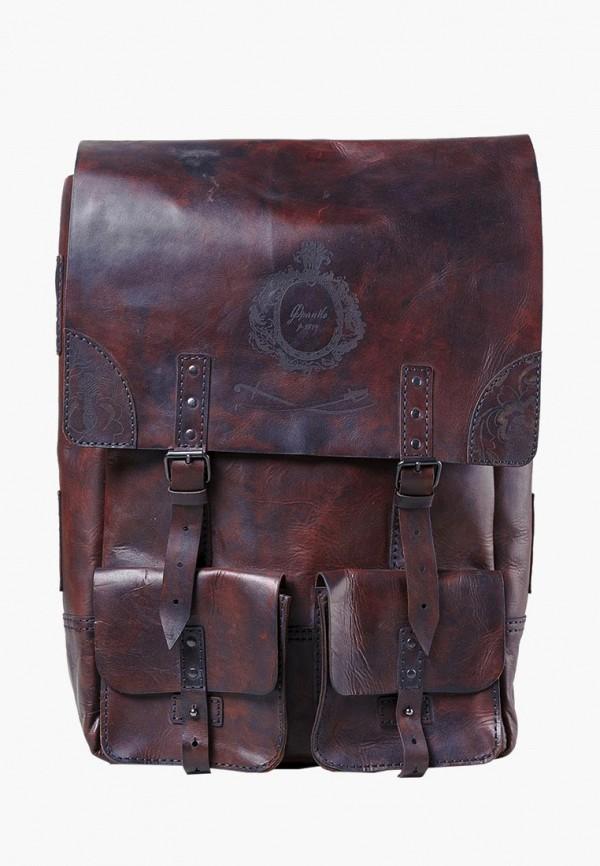 женский рюкзак franko, коричневый